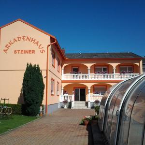 Zdjęcia hotelu: Arkadenhaus Steiner, Podersdorf am See