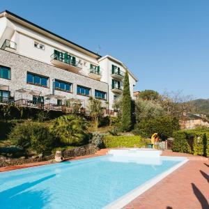 Fotos do Hotel: Hotel Villa Edera & La Torretta, Moneglia