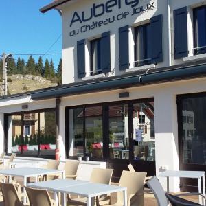 Hotel Pictures: Auberge du château de Joux, La Cluse et Mijoux