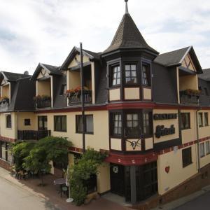 Hotelbilleder: Hotel Hirsch, Rothenberg