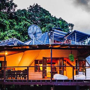 Hotelbilleder: Cape Tribulation Holiday House, Cape Tribulation