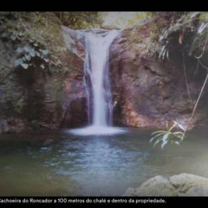 Hotel Pictures: Chale Cachoeira do Roncador (Wi-Fi), Cachoeiras de Macacu