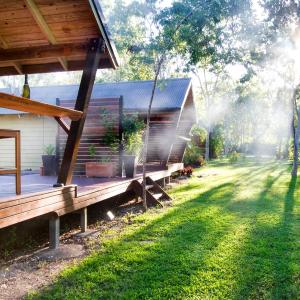 Hotelbilleder: Airlie Beach Eco Cabins, Cannonvale