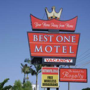 ホテル写真: Best One Motel, ロックハンプトン