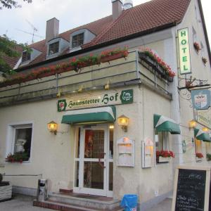 Hotelbilleder: Haunstetter Hof, Augsburg