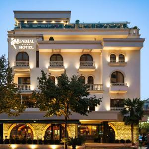 Hotelbilleder: Mondial Hotel, Tirana