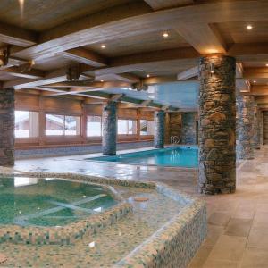 Hotel Pictures: CGH Résidences & Spas Le Hameau Du Beaufortain, Villard-sur-Doron