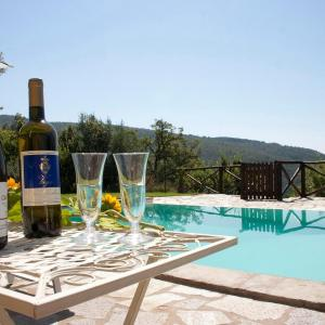 Hotelbilleder: Villa Leccio, Cortona