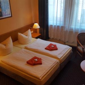 Hotelbilleder: Pension Thuringer Hof, Ziegenrück