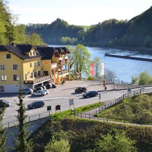 酒店图片: Gasthof zur Donaubrücke, Ardagger Markt