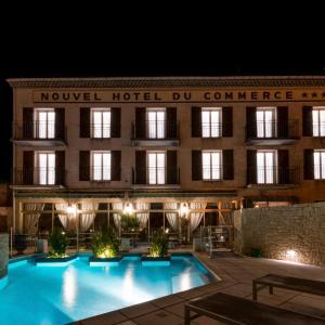 Hotel Pictures: Nouvel Hôtel du Commerce, Castellane