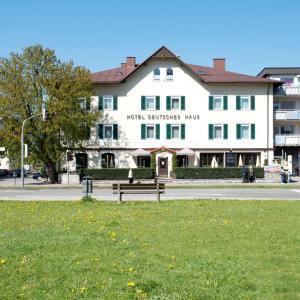 Hotelbilleder: Hotel Deutsches Haus, Sonthofen