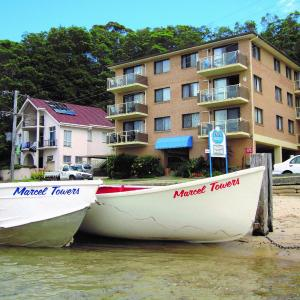 Hotelbilder: Marcel Towers Holiday Apartments, Nambucca Heads