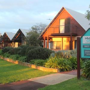 Fotografie hotelů: Whalers Cove Villas, Dunsborough