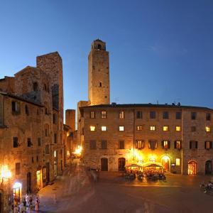 Hotellikuvia: Leon Bianco, San Gimignano