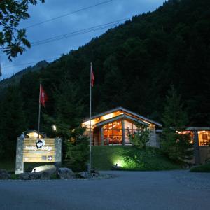 Hotel Pictures: Hüttenhotel Husky Lodge, Muotathal
