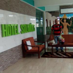 Hotel Pictures: Hotel Solimões, Tabatinga