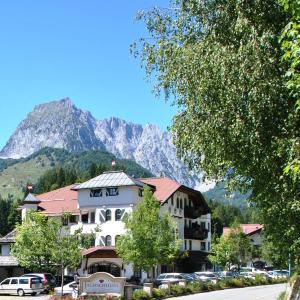 酒店图片: Gasteiger Jagdschlössl, Kirchdorf in Tirol