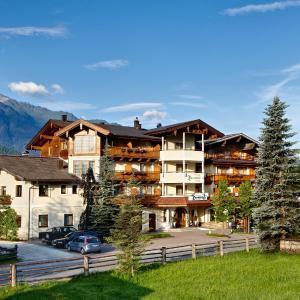 ホテル写真: Smaragdhotel Tauernblick, Bramberg am Wildkogel