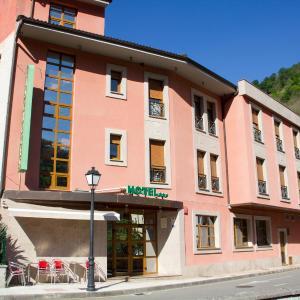 Hotel Pictures: Hotel las Cruces, Belmonte de Miranda