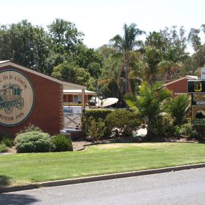 酒店图片: Old Coach Motor Inn Echuca, 伊丘卡
