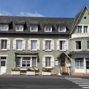 Hotel Pictures: Hôtel Restaurant Du Chemin De Fer, Vivoin