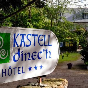 Hotel Pictures: Hôtel Kastell Dinec'h, Minihy-Tréguier