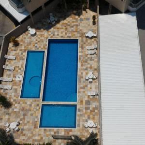 Hotel Pictures: Cobertura Duplex Pe na areia, Caraguatatuba