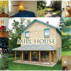 Hotel Pictures: 6-Bedroom Mill House Cottage by the Falls, Port Albert