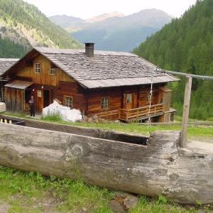 Hotellikuvia: Maxerhütte auf der Alfenalm, Innervillgraten