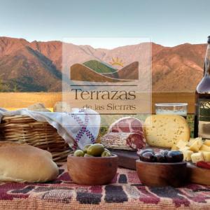 Foto Hotel: Cabañas Terrazas de las Sierras, Cortaderas
