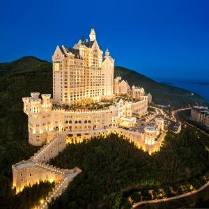Hotel Pictures: The Castle Apartment, A Luxury Collection Hotel, Dalian, Dalian
