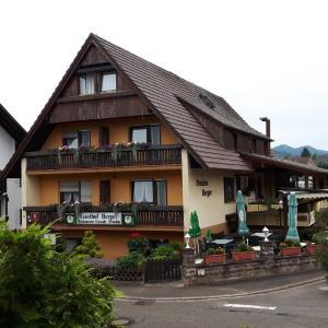 Hotelbilleder: Gasthof Berger, Zell am Harmersbach