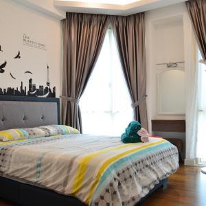 ホテル写真: Afiniti Residences Homestay, ジョホールバル