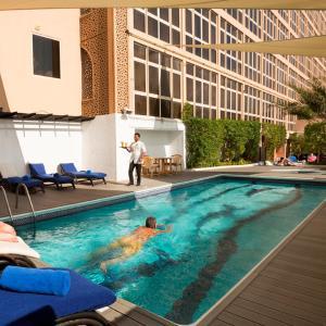Hotel Pictures: Arabian Courtyard Hotel & Spa, Dubai