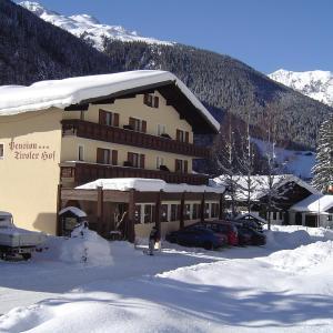 Hotellikuvia: Wohlfühlpension Tirolerhof, Partenen