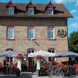 Hotelbilleder: FeWos im alten Bahnhof, Lauterecken