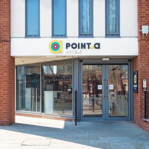 Zdjęcia hotelu: Point A Hotel London Canary Wharf, Londyn