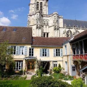 Hotel Pictures: Le Jardin de la Cathédrale, Troyes