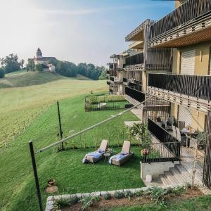 Hotellikuvia: Wohnen im Wein, Ehrenhausen