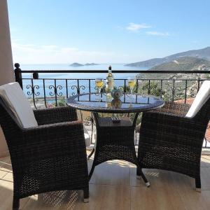 Fotos de l'hotel: Taurus Penthouse Apartment, Kalkan