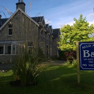 Hotel Pictures: AULD MANSE B&B, Grantown on Spey