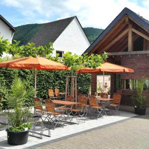 Hotelbilleder: Gästehaus Bollig, Trittenheim