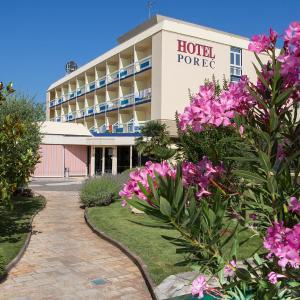 ホテル写真: Hotel Porec, ポレッチ