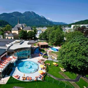 ホテル写真: EurothermenResort Bad Ischl Hotel Royal, バート・イシュル