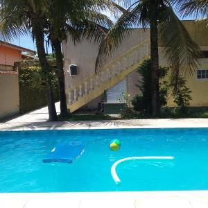 Hotel Pictures: Kitchenette, quarto no interior, Piscina, Praia, Wi Fi, Itanhaém