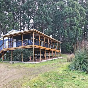 Hotellikuvia: Bruny Spa Retreat, Adventure Bay