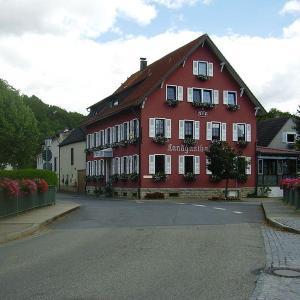 Hotelbilleder: Landgasthof Krone, Möckmühl