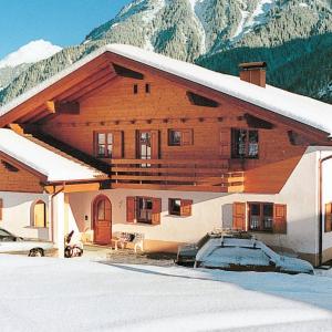 Hotellikuvia: Haus Brandl 582W, Gaschurn