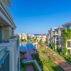 Photos de l'hôtel: Studio Apartment in Flores Garden Beach Residence, Chernomorets